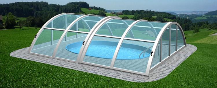 Zvýhodněný bazénový set 4 - výroba plastových bazénů